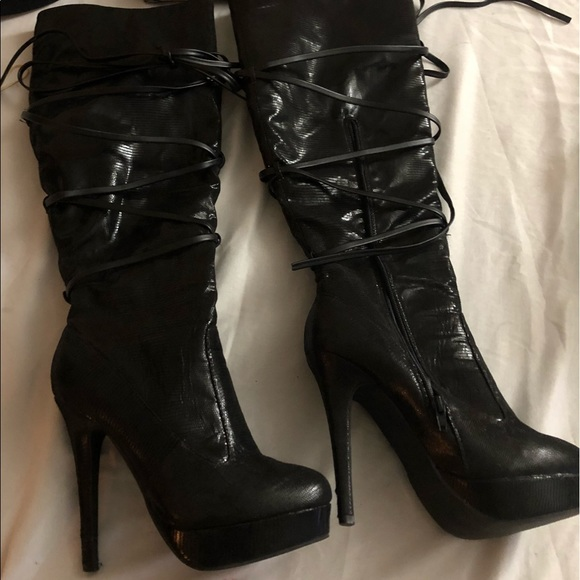 6f6465a3ff4 Other Stories Shoes - New Knee High Fashion Boots